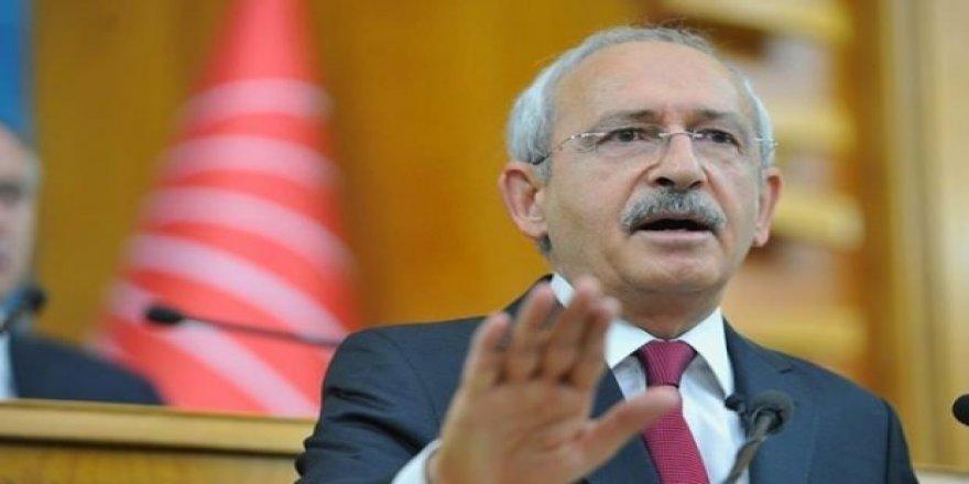 Kılıçdaroğlu'ndan yine Türkiye düşmanlığı