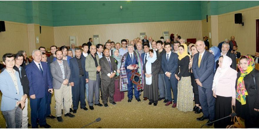 """Konya'da Müslüman ülkelere """"Uluslararası Su ve Atıksu Yönetimi"""" eğitimi veriliyor"""
