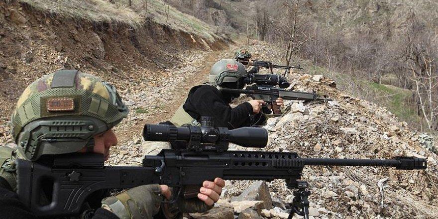 Turkey: 38 terrorists 'neutralized' over last week