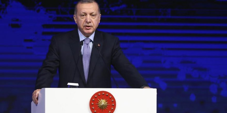 Erdogan urges new groundwork for world peace