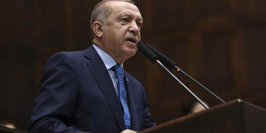 "Erdogan: ""4205 terroristes neutralisés à Afrin et 341 en Irak"""