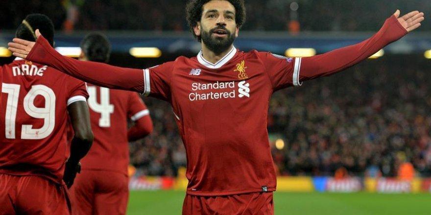 Salah'ın gözü yeni rekorlarda