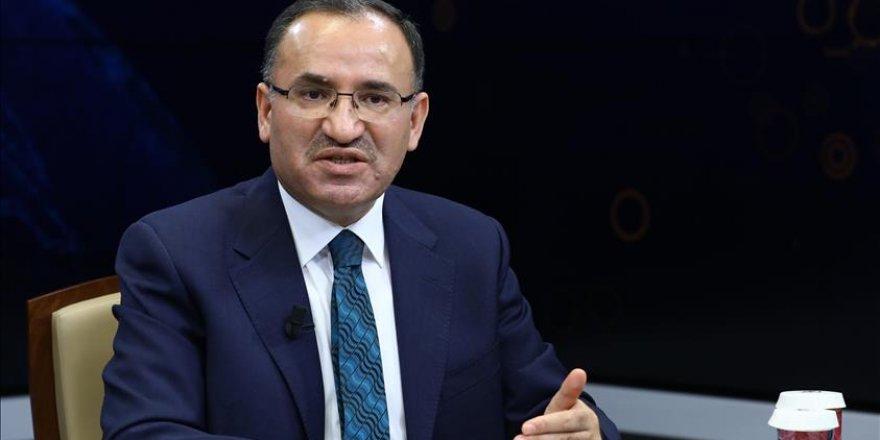 """Bozdag: """"Le peuple turc ouvrira une nouvelle ère le 24 juin"""""""