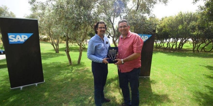 SAP Türkiye'den itelligence'a 4 ödül birden