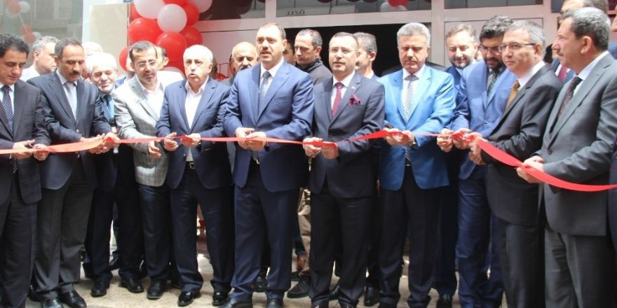 Elazığ'da Gençlik ve Eğitim Merkezi açıldı