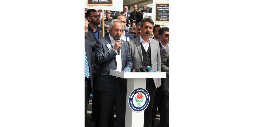 Performans ve şiddete karşı 13 bin imza toplandı