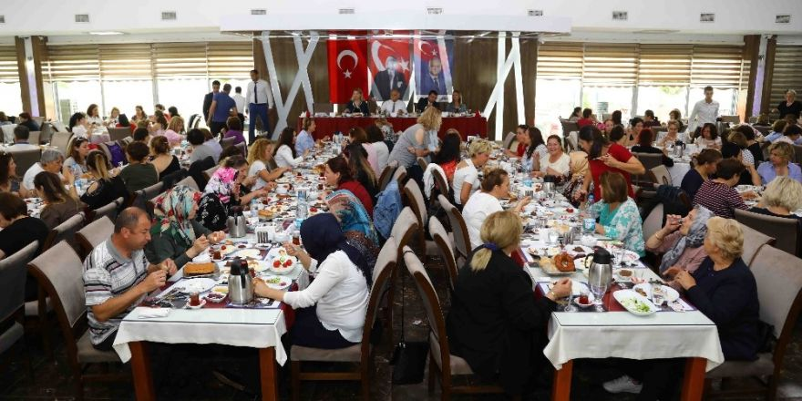 Başkan Karabağ kadınlara seslendi: