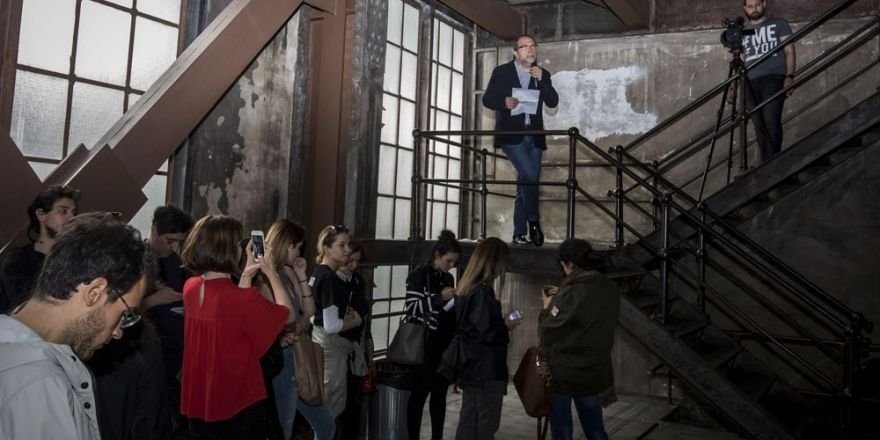 'Project'04' Santral İstanbul Kampüsü'nde başladı