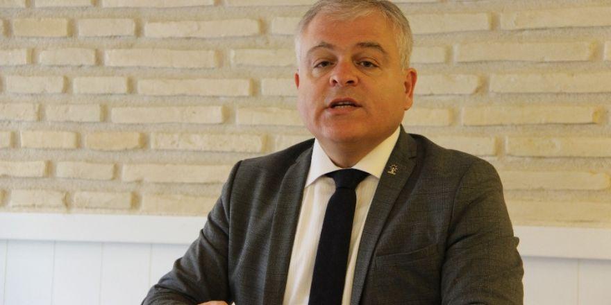 """Düzce Milletvekili aday adayı Seçkin """"Başarılmayacak hedef yoktur"""""""