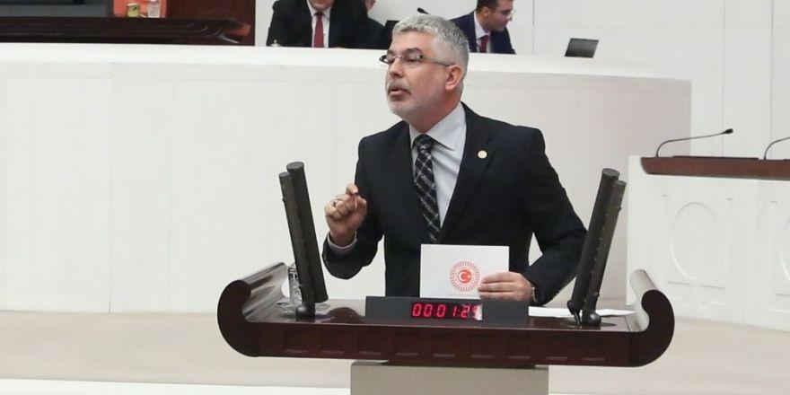 """Milletvekili Çanak: """"Sırtlanlar istedi diye aslanlar ölmez"""""""