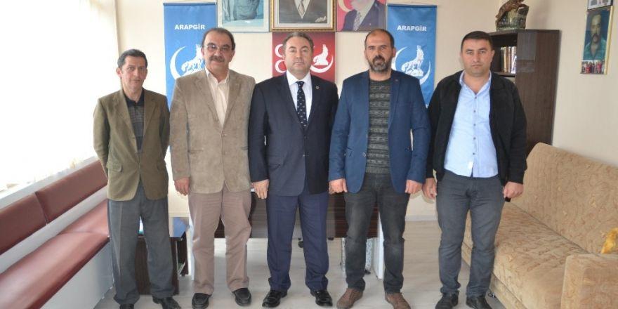 Milletvekili aday adayı Berkan Samanlıoğlu: