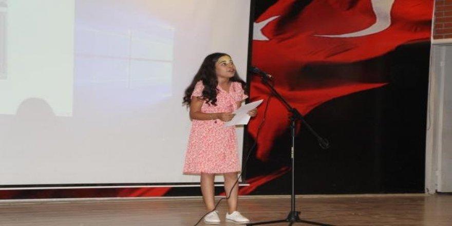 Talasemi hastası, okuduğu şiirle duygulandırdı