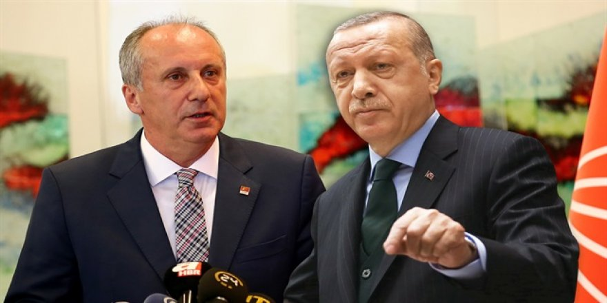 Erdoğan-İnce görüşmesi bu akşam