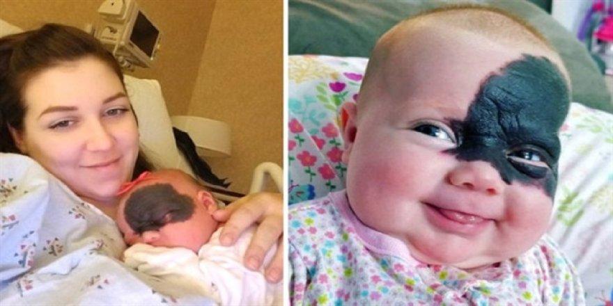 Bebek Batman görenleri şaşırtıyor