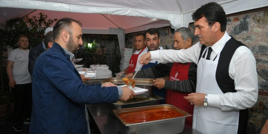 Osmangazi ramazana hazır