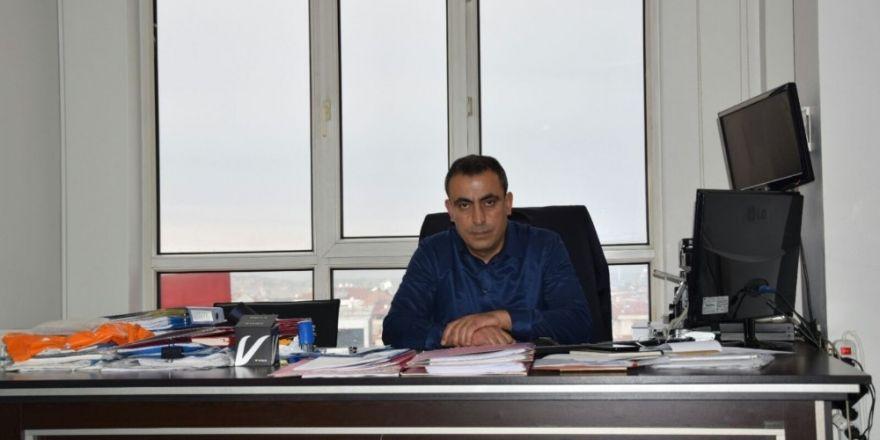 AK Parti Malatya Milletvekili Aday Adayı Osman Aladağ:
