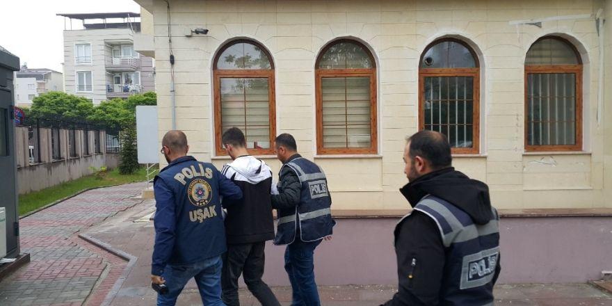 Uşak'ta hava destekli narkotik operasyonu: 14 şüpheli gözaltına alındı
