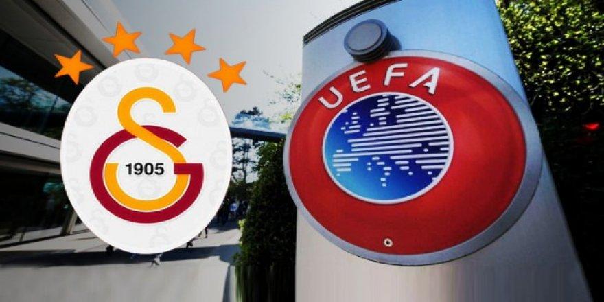 UEFA'dan açıklama! 'Galatasaray'ın durumu...'