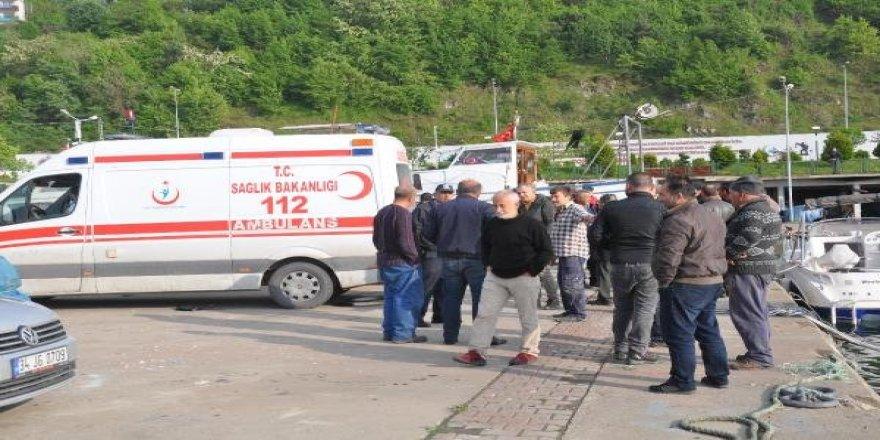 2 gündür kayıp olan genç kız, kayalıklarda yaralı bulundu