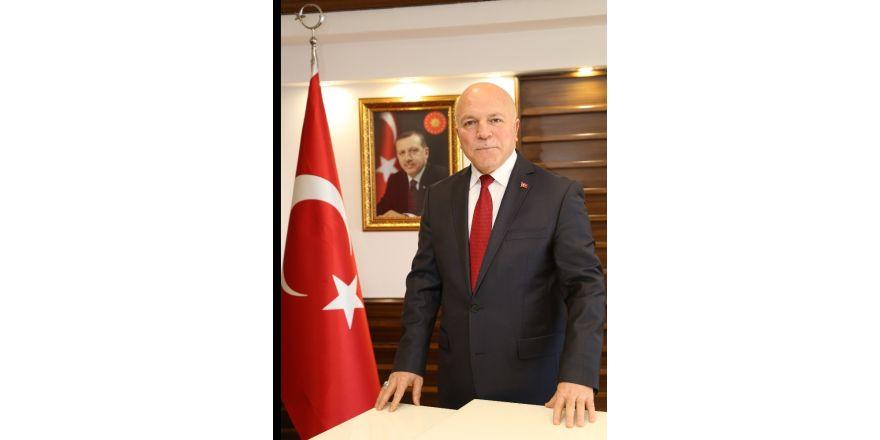 Başkan Sekmen'den Engelliler Haftası mesajı