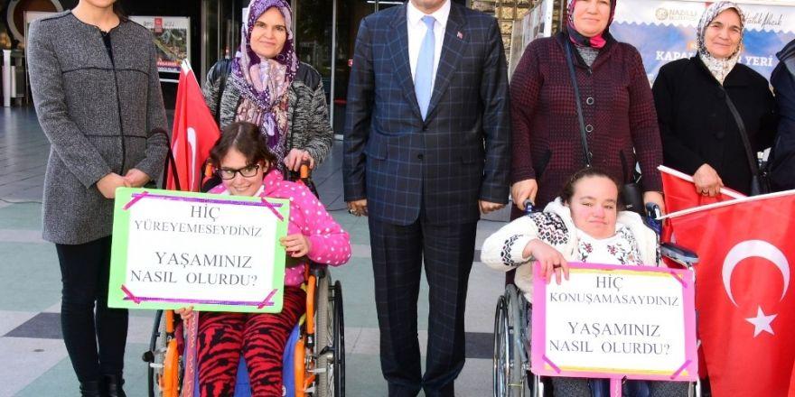 Başkan Alıcık Engelliler Haftasını kutladı