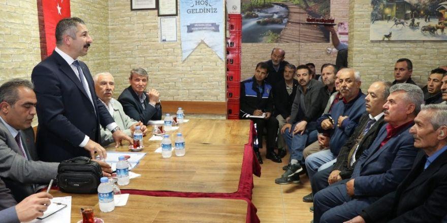 Eskişehir emniyetinden 'mahalle' toplantısı