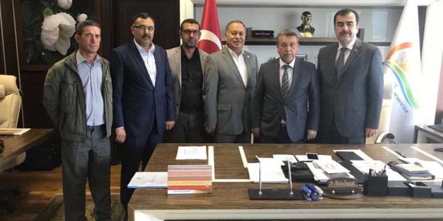 Sökeli pamukçuların sorunları Ankara'ya taşındı