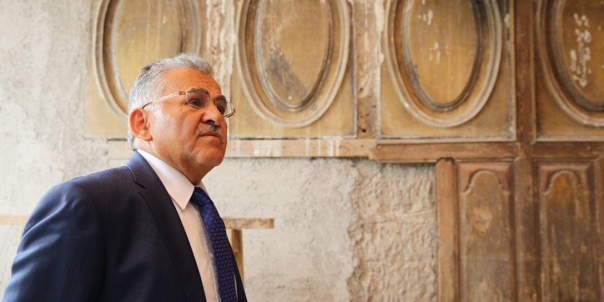 Gesi'de oniki sivil mimari yapı koruma altına alındı