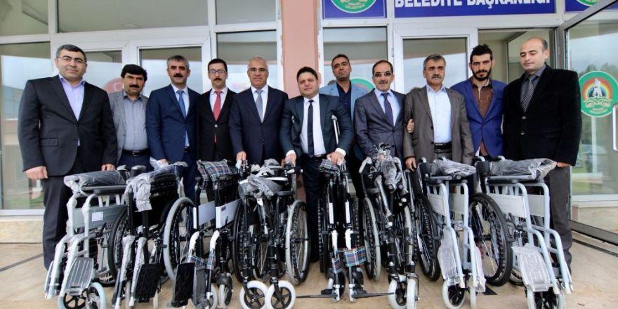 Bingöl Belediyesinden engellilere destek