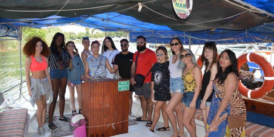 Muğla turizmine sosyal medya desteği