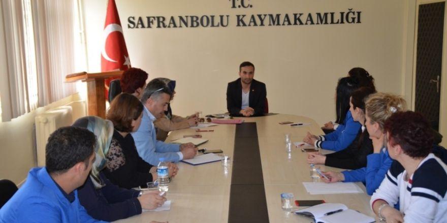 Taner Akkuş'tan SADEP ekibine moral  programı