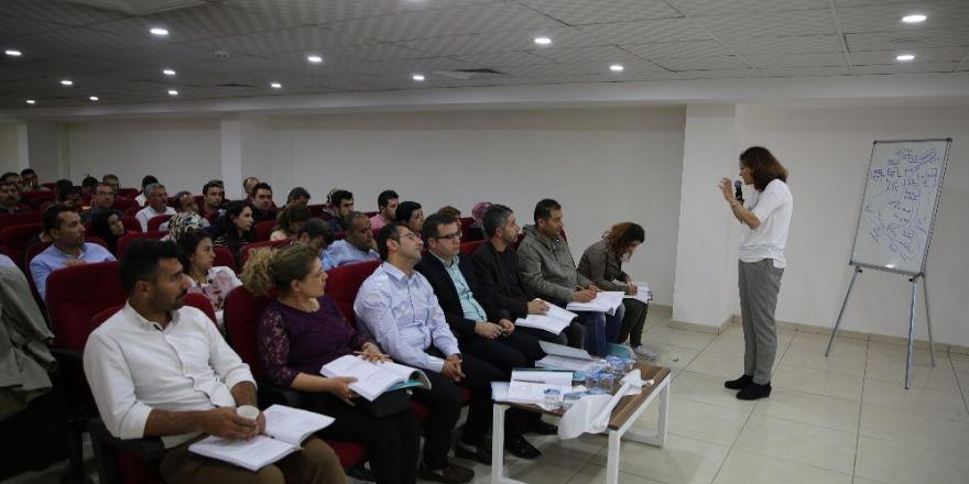 Şanlıurfa'da disleksi semineri düzenlendi