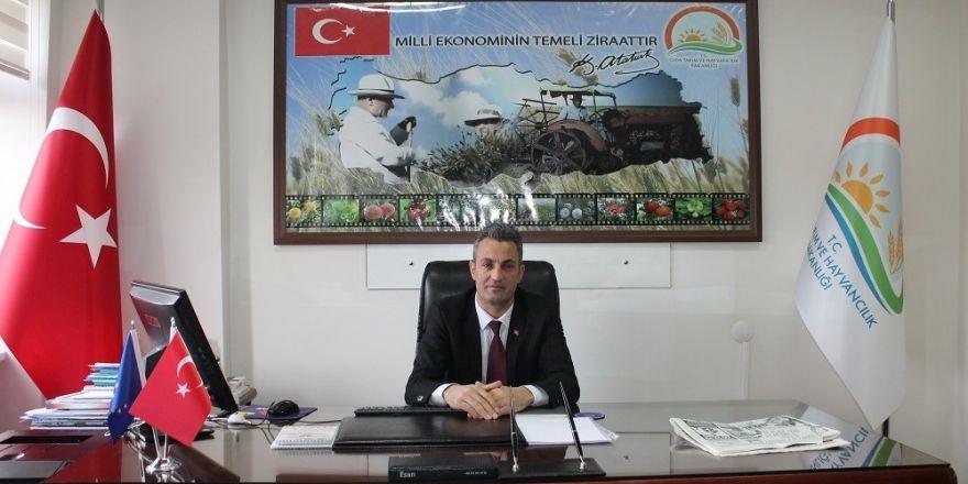 Gıda Tarım ve Hayvancılık Bakanlığından Bilecik'e 4 milyon lira ödenek