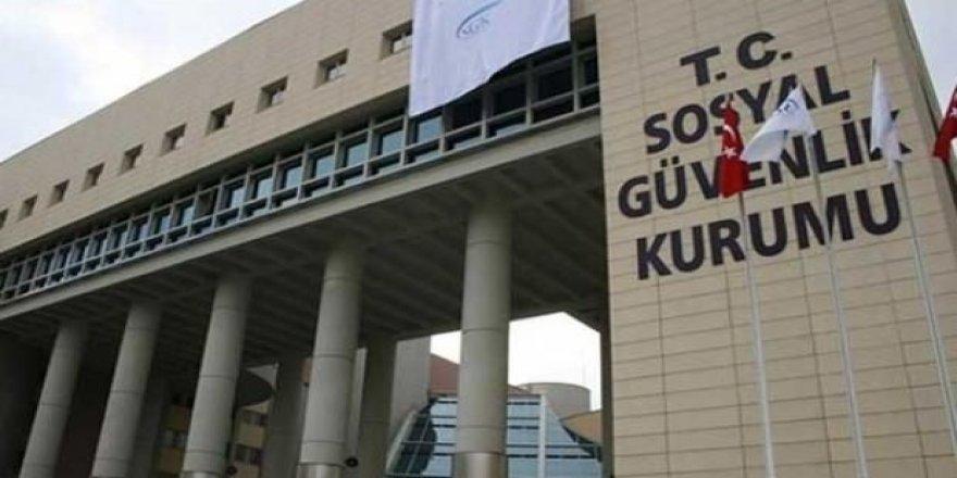 SGK'dan işveren ve çalışanlar büyük kolaylık