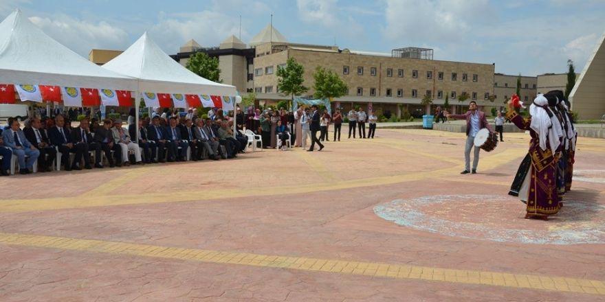Harran Üniversitesinde bahar şenlikleri başladı