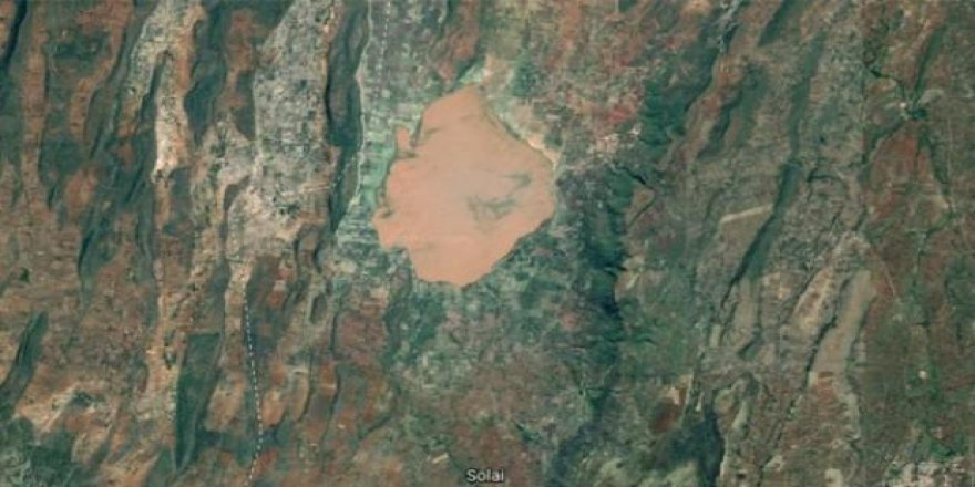 Kenya'da baraj patladı! Çok sayıda ölü var
