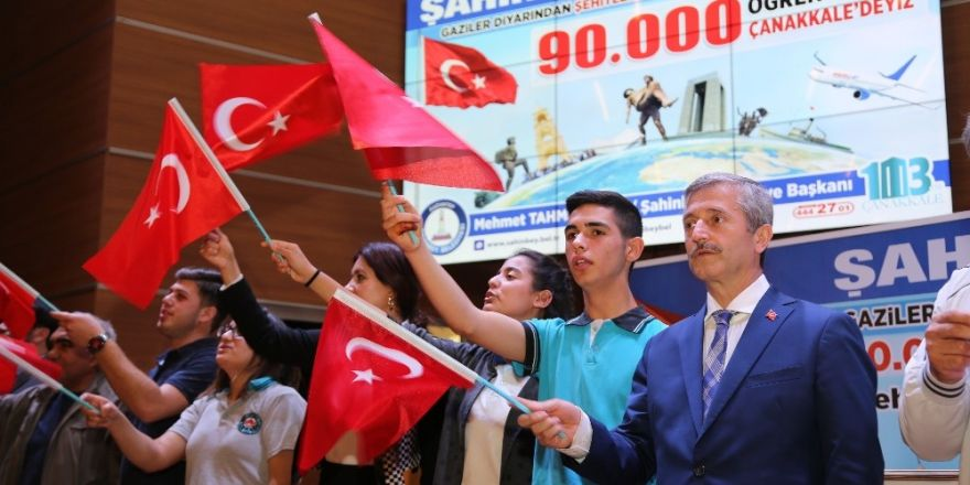 Başkan Tahmazoğlu'ndan Çanakkale çağrısı