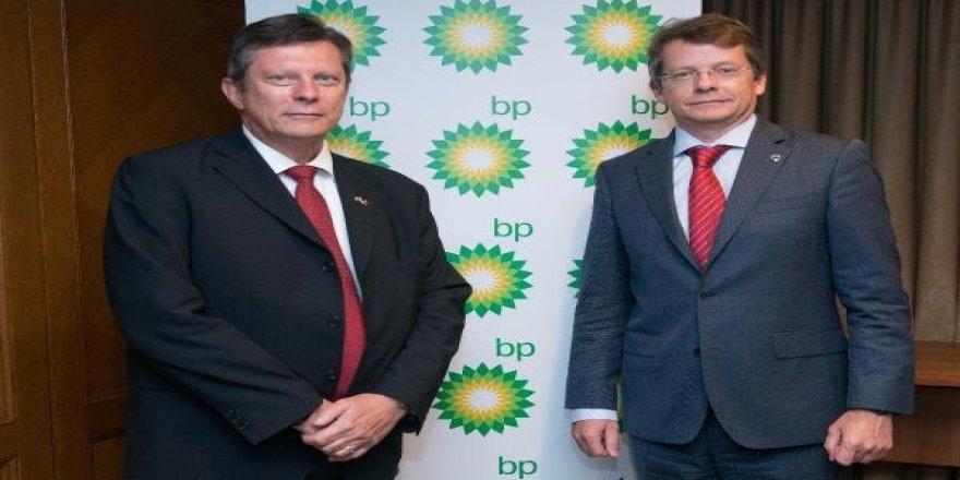 BP / Stump: Türkiye'de yatırıma devam edeceğiz