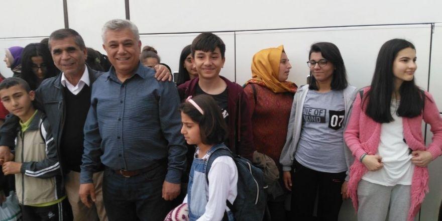 Başarılı öğrenciler Çanakkale gezisi ile ödüllendirildi