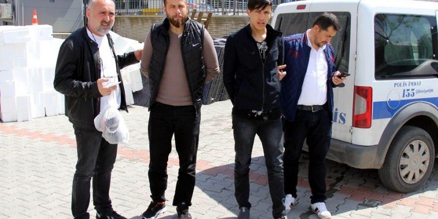Samsun'da DEAŞ'tan adliyeye sevk edilen 2 Iraklıya adli kontrol