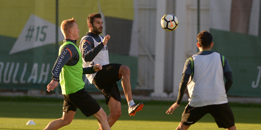 Konyaspor, galibiyete kenetlendi!