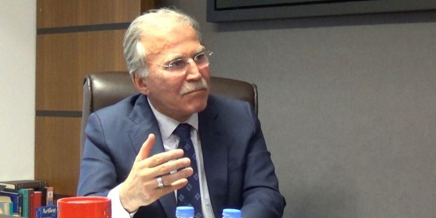 """AK Parti'li Şahin: """"Millete hizmet etmenin tek yolu milletvekili olmak değildir"""""""