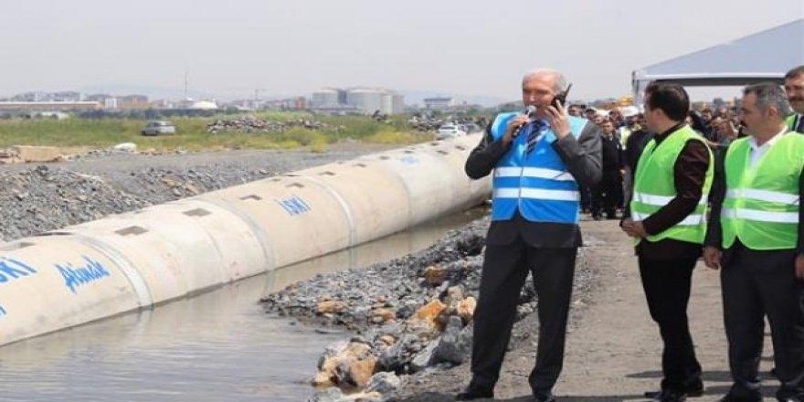 Uysal: İstanbul'daki atıksuların %99'u arıtılıyor