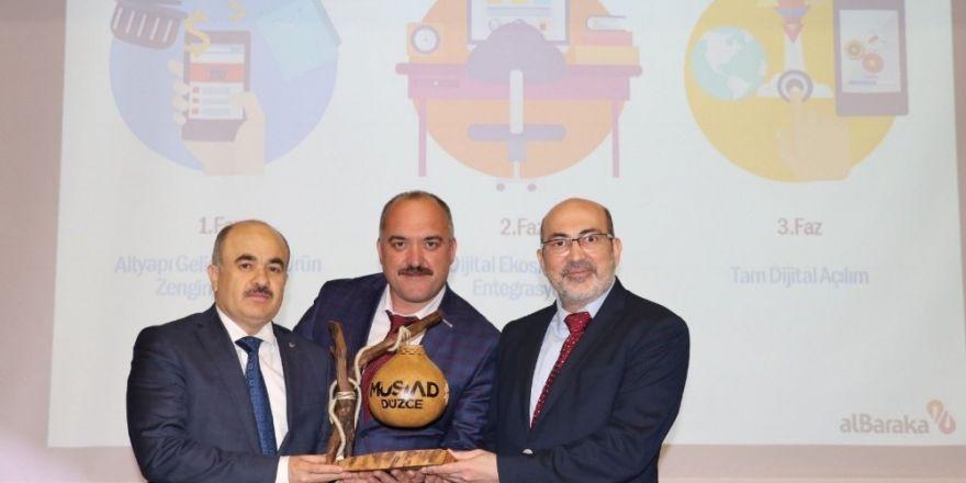 Güncel Ekonomik Değerlendirmeler ve Katılım Bankacılığı anlatıldı