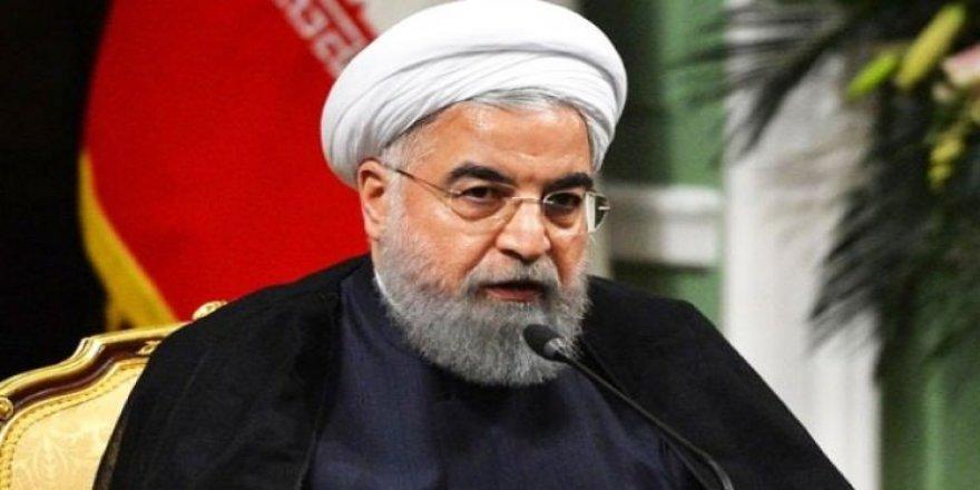 İran'dan ABD'ye sert bildiri