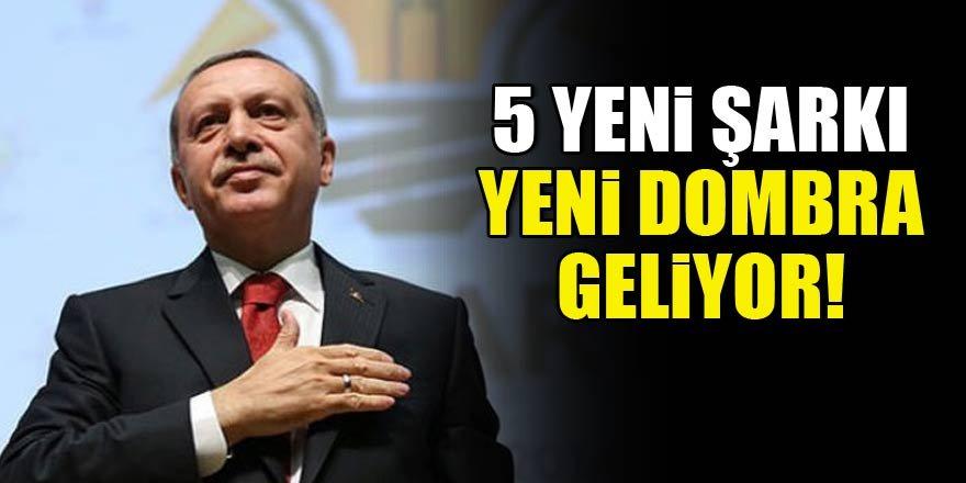 AK Parti'de yeni dombra
