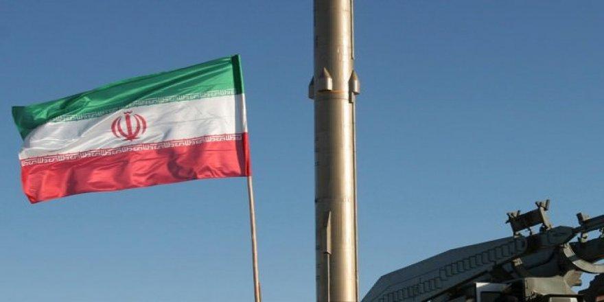 İran dünyaya patladı! İsrail harita yayımladı