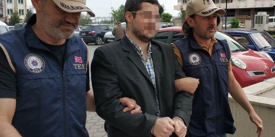 Samsun'da DEAŞ'tan gözaltına alınan şahsa adli kontrol