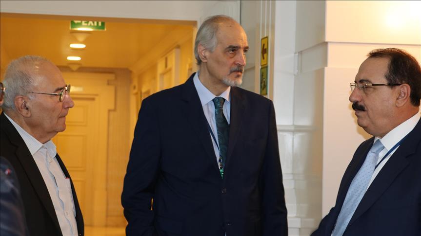 Astana talks on Syria enter second day
