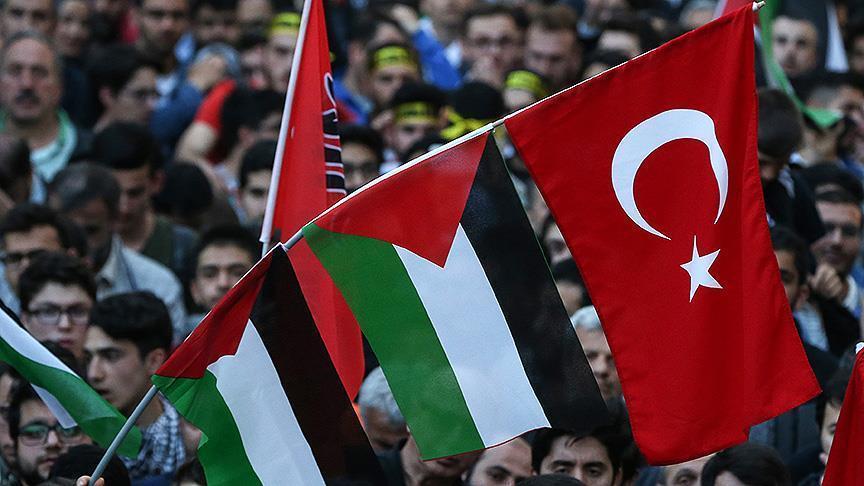 Turks slam Israel, US over embassy relocation